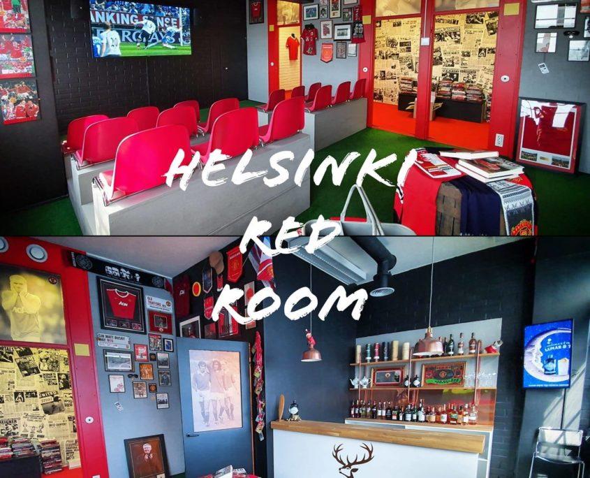 Helsinki Red Room